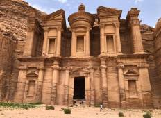 Petra, Jerash, Madaba 3 days from Tel Aviv Tour