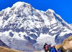 Everest Base Camp Leisurely Trek - 16 Days Tour