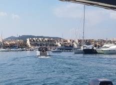 Cote d\'Azur Sailing Adventure: Marseille to Nice Tour