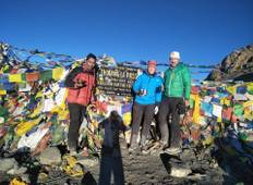 Annapurna Circuit Trek Tour