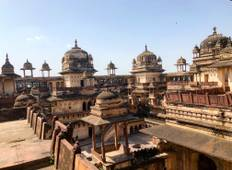 Golden Triangle Tour with Orchha, Khajuraho and Varanasi Tour