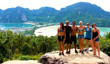 TruTravels Thailand Island Hopper Tour