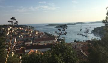 Croatia One Way Sail Split to Dubrovnik Classic Standard Below Tour