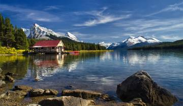 Canadas Rockies with Rocky Mountaineer Goldleaf Summer 2019 Tour