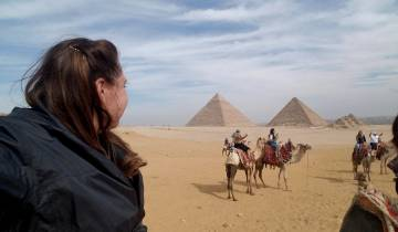 Egypt & Jordan Discovered By Felucca (from Cairo to Amman) Tour