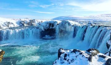 6 Day Around Iceland Adventure Tour