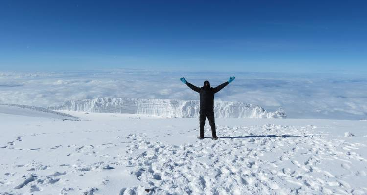Kilimanjaro Climb Rongai Route 6 Days - Kilimanjaro Wonders Expedition Safari