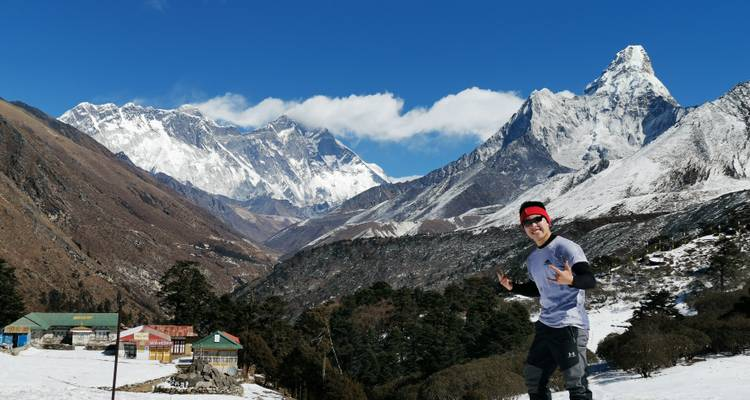Everest Base Camp Trek - 14 days  - Alpine Ramble Treks