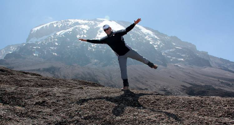 Kilimanjaro Machame Route Private Climb 8 days - Nomadic Adventures