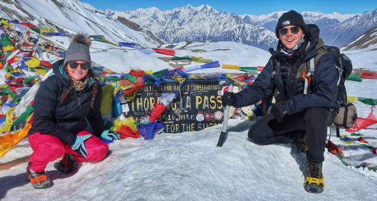 Annapurna Circuit Trek  - White Hill Adventure Treks and Expedition Pvt Ltd