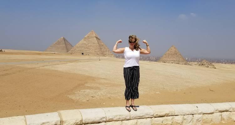 Pharaohs Nile Cruise Adventure - 8 Days