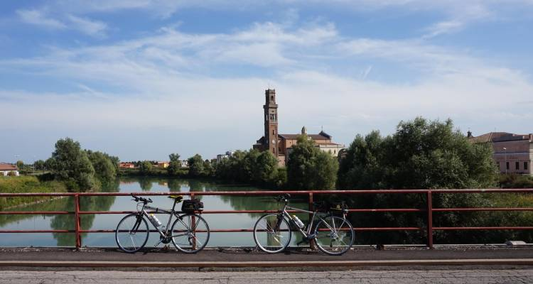 Bicycling Venice to Florence - ExperiencePlus! Bicycle Tours