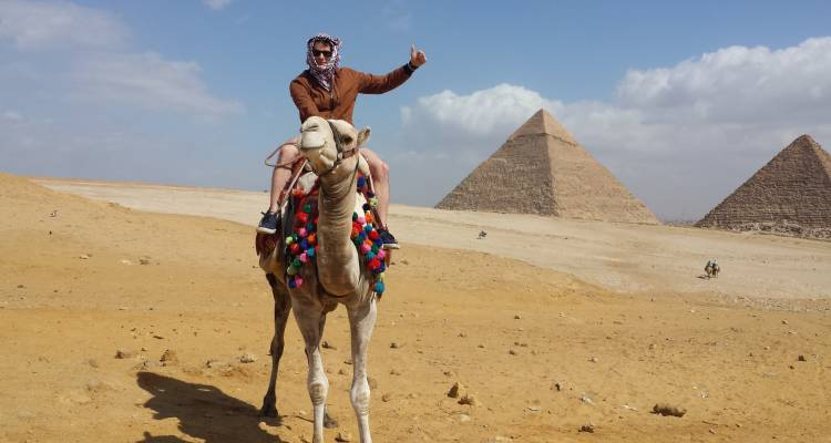 Felucca Odyssey - Travel Talk