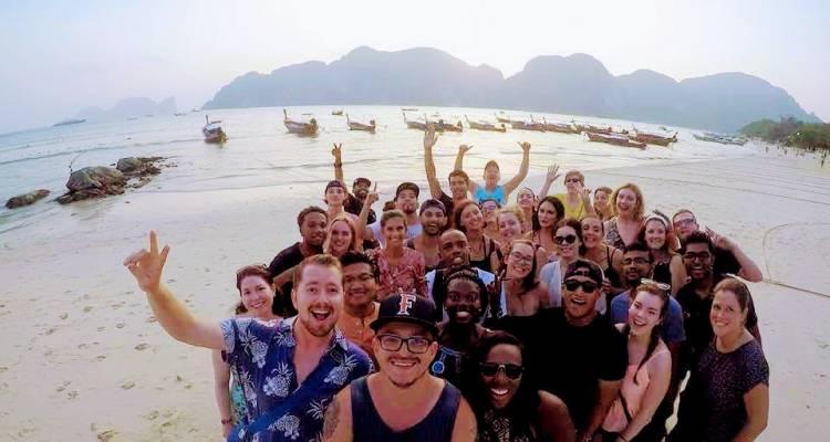 Contiki Tour Thailand East