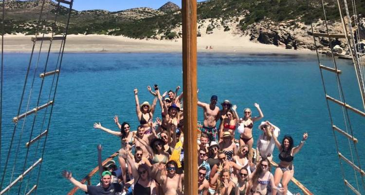 Greek Island Hopper Review