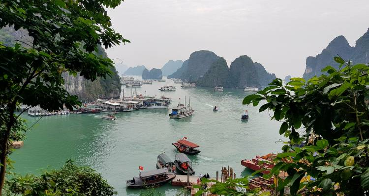 Hanoi - Glory Legend Cruises 5Days/4Nights - Legend Travel Group