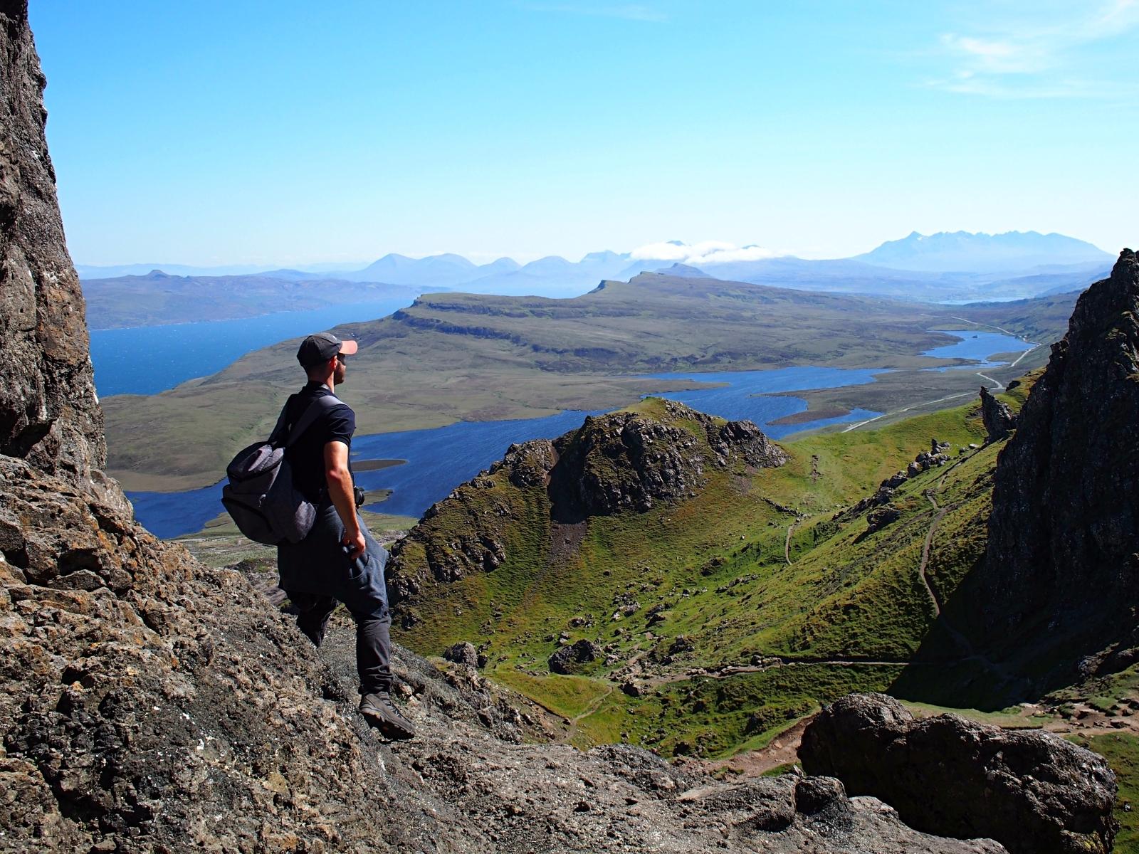 5 Day Skye & Highland Fling - MacBackpackers