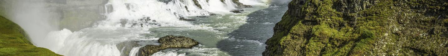 Gullfoss Waterfall Tours and Trips 2017/2018