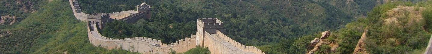 7 day / 1 week Tours of China