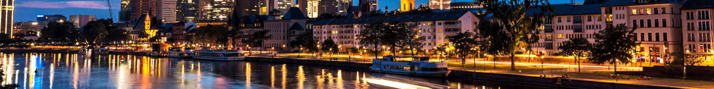 Main River Cruises 2018/2019