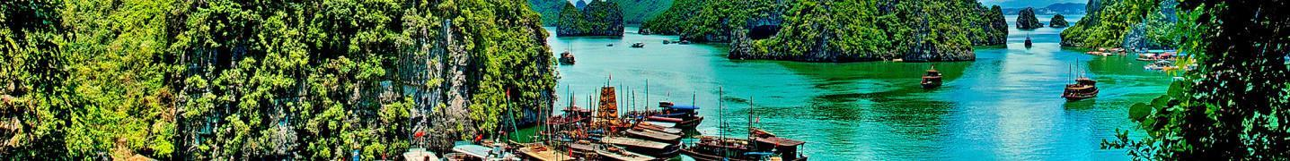 River Cruise Tours/Trips in Thailand, Cambodia and Vietnam