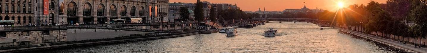 River Cruises and Cruise Tours from Paris