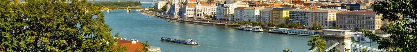 River Cruises from Prague to Budapest