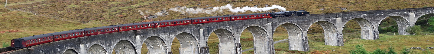 Train & Rail Tours/Trips in Europe