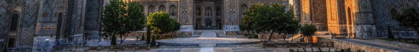 All Silk Road Destinations Tours