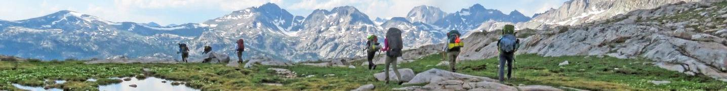 All Wildland Trekking Tours