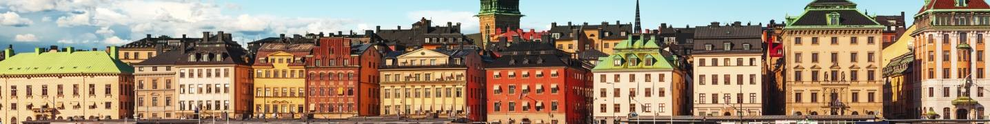 Sweden Tours in Spring 2019