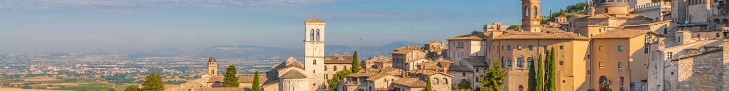 Assisi Tours and Trips 2018/2019