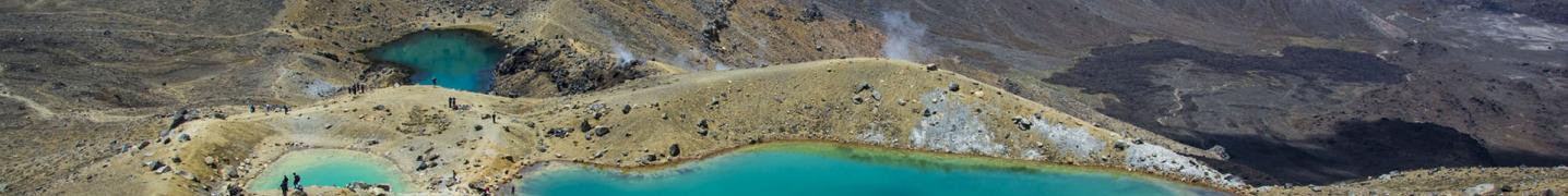 Tongariro National Park Tours and Trips 2018/2019