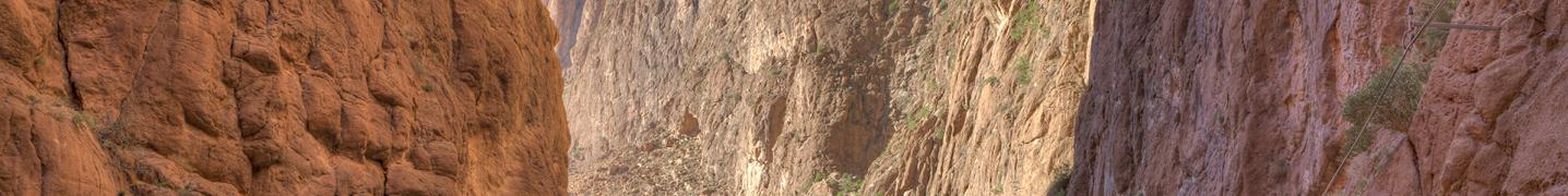 Todra Gorge Tours and Trips 2018