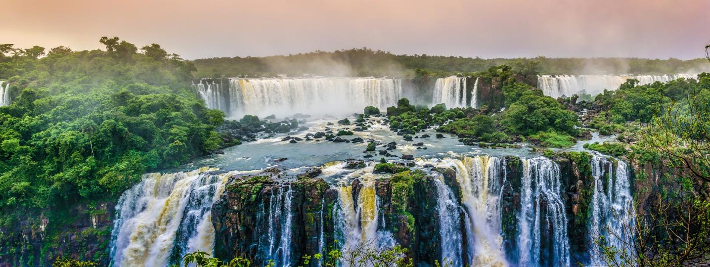 7 day / 1 week Tours of Brazil