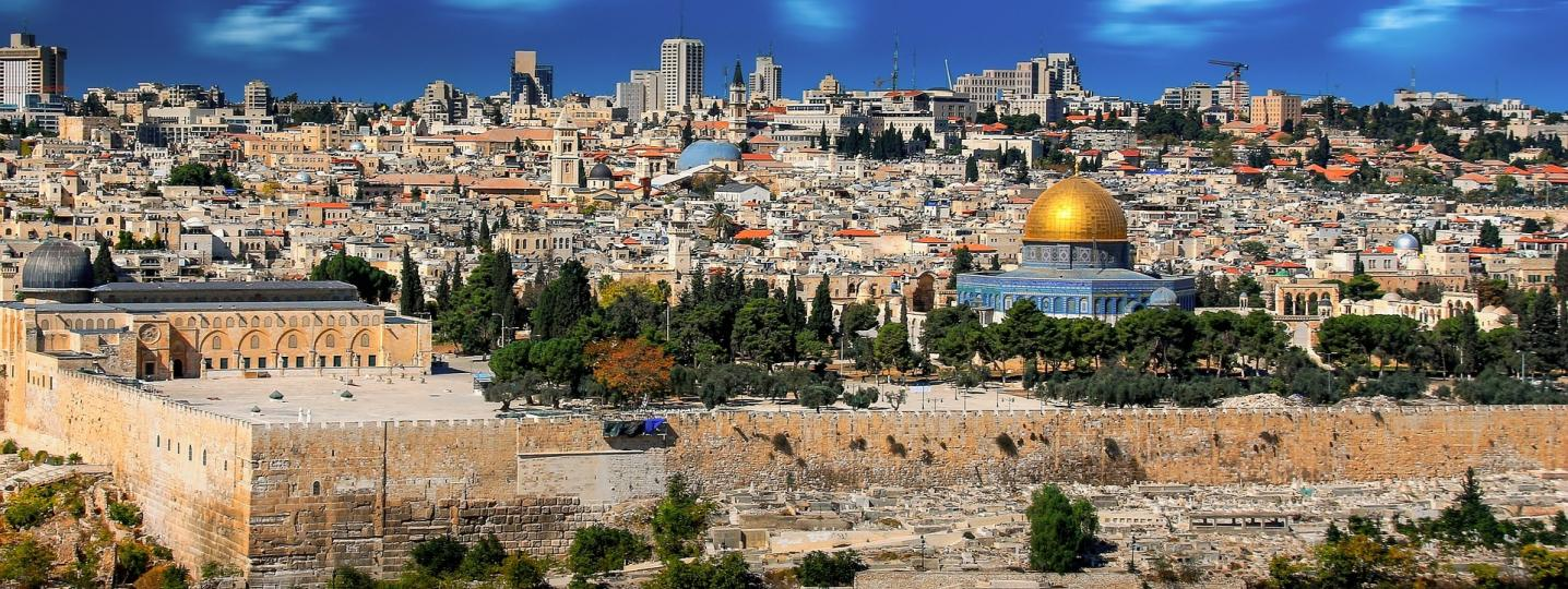 7 day / 1 week Tours of Israel and Jordan
