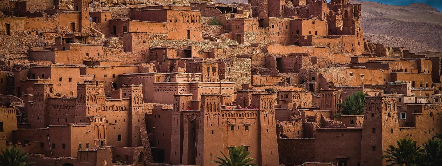 Morocco and Spain in November 2019 Tours & Trips