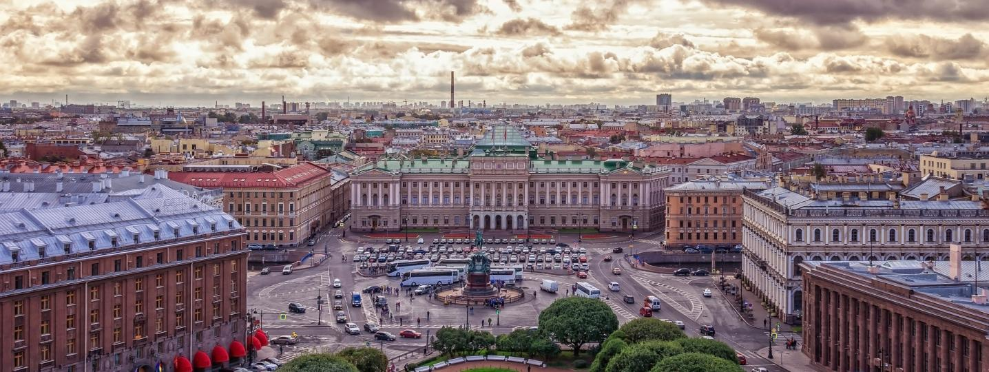 Moscow to St Petersburg Tours & Trips