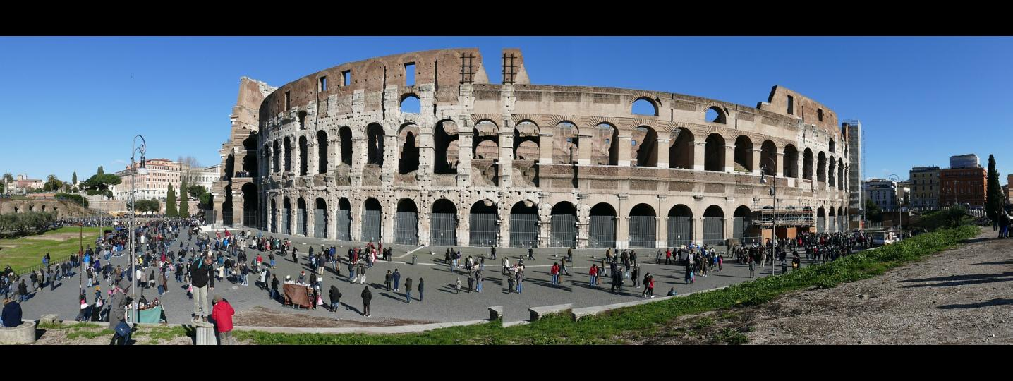 London to Rome Tours