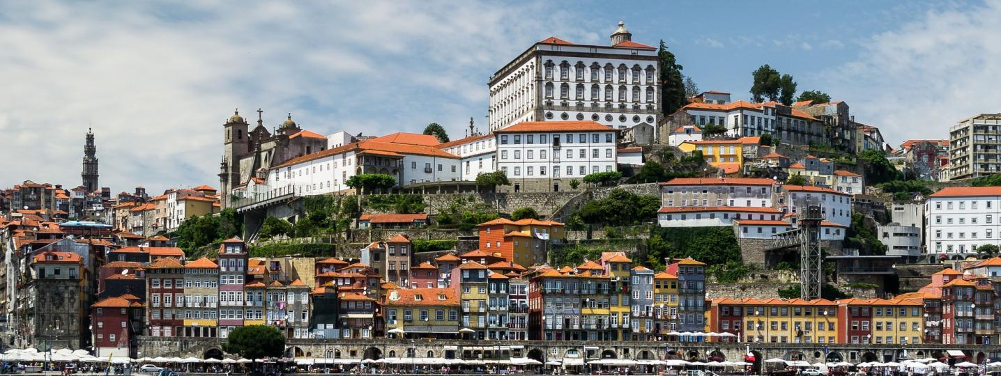 River Cruises and Cruise Tours from Porto