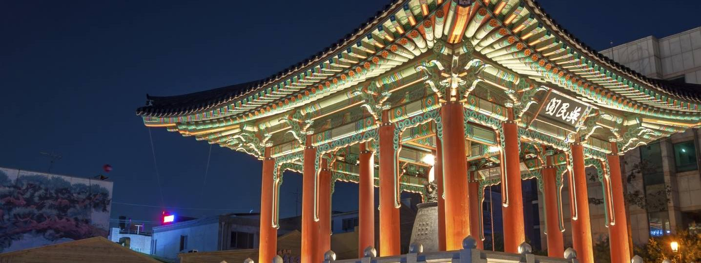 South Korea in July 2019 Tours & Trips