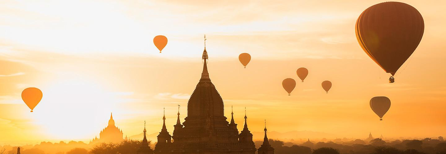 Myanmar (Burma) in April 2020 Tours & Trips