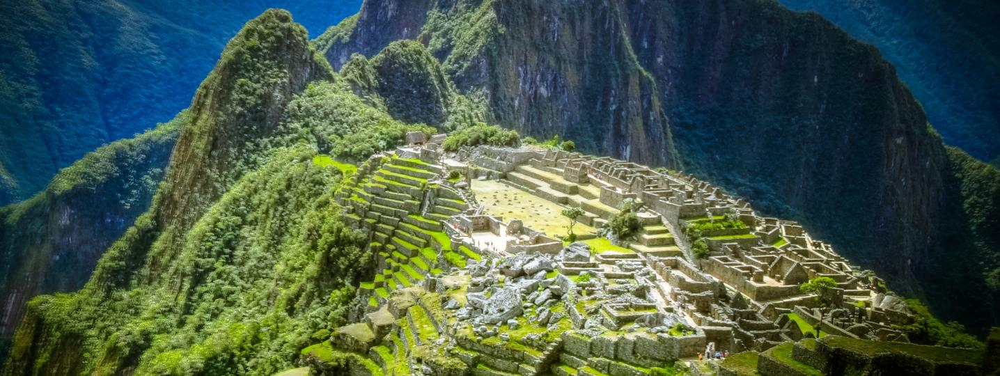 All Peru Trek America Tours