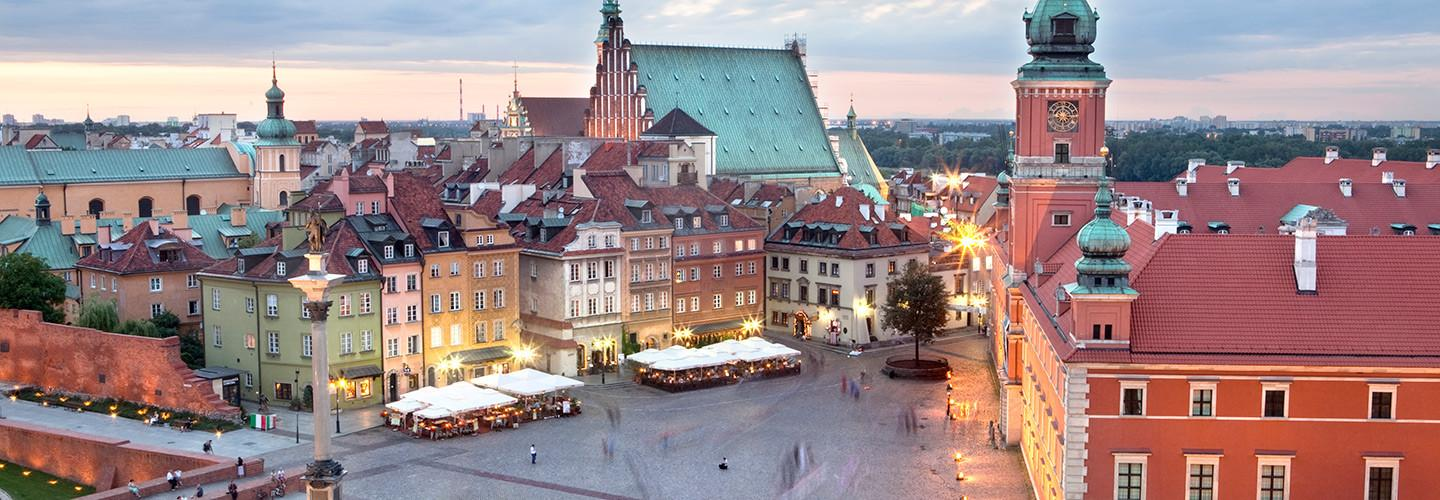 Poland in April 2019 Tours & Trips