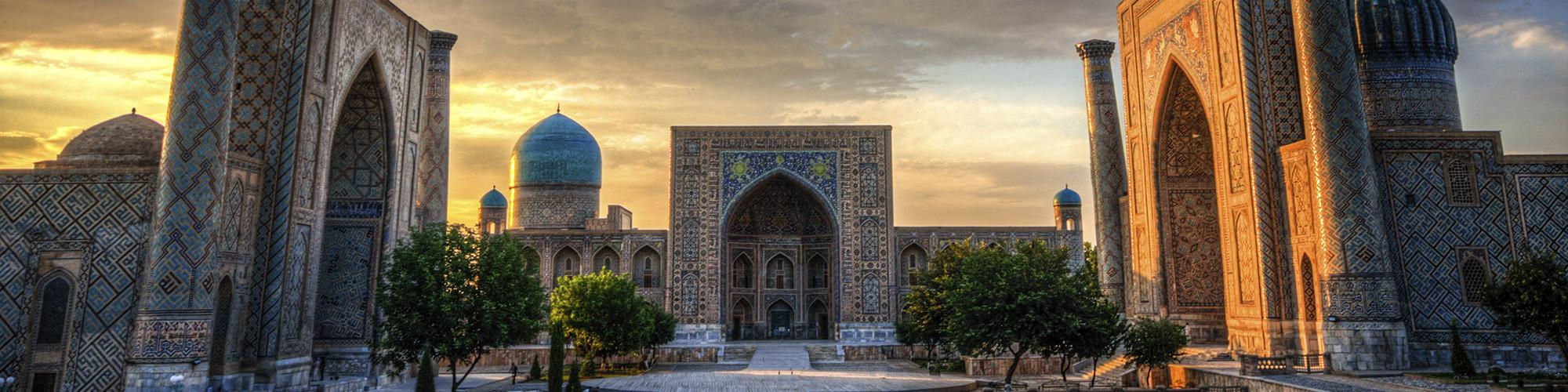 Uzbekistan Tours in Fall / Autumn 2019