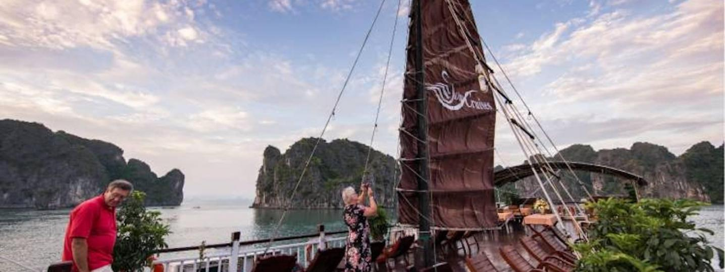 Swan Cruises Halong Deals and Discounts 2019/2020
