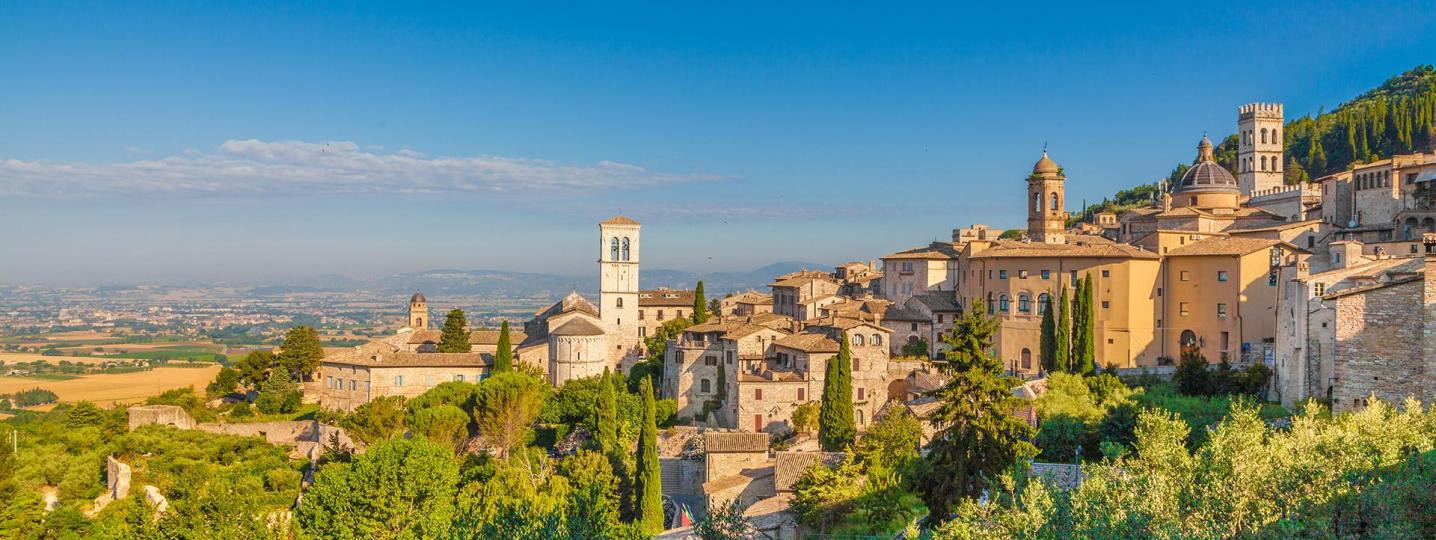 Assisi Tours and Trips 2019