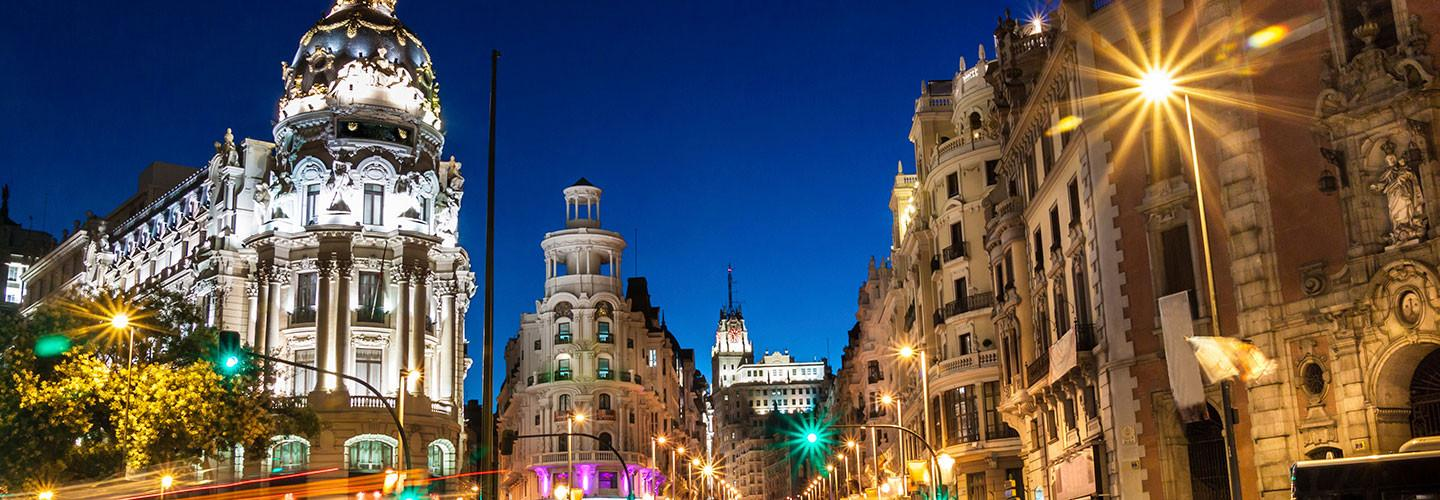 Madrid Tours and Trips 2018/2019