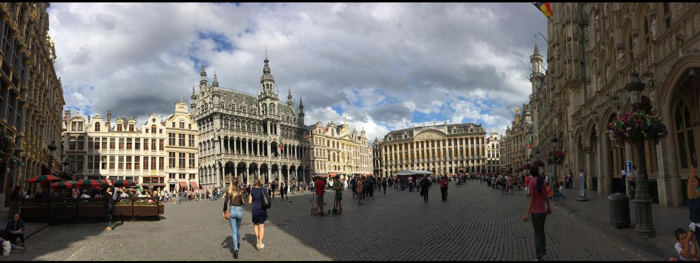 All Belgium UK Study Tours