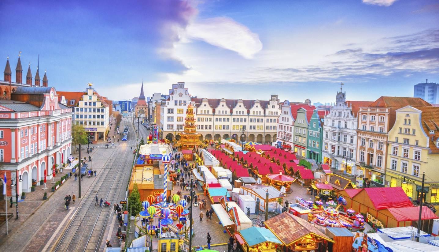 Weihnachtsmarkt Deutschland 2021